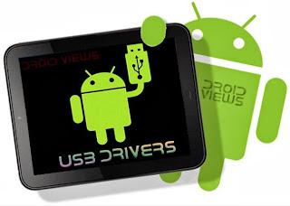 Kumpulan Driver USB Android Samsung, Sony, LG, Nexus, HTC, Acer Dan Lainnya