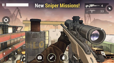 Major GUN FPS Mod Apk