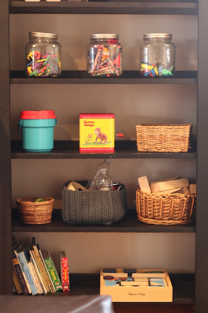 Life Pioneer Trail Simplifying Playroom