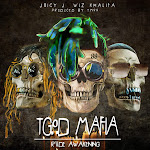Juicy J - TGOD Mafia: Rude Awakening Cover
