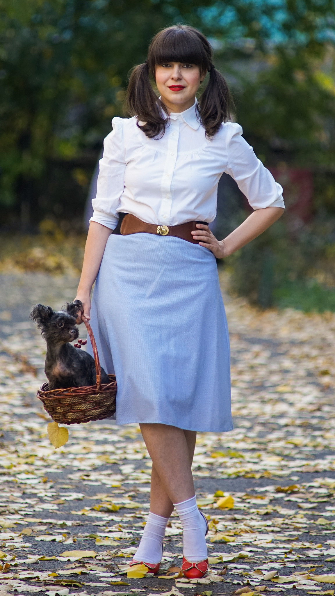 Miss Green Easy Diy Halloween Costume Dorothy