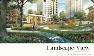 Apartemen DAMOCI Landscape View