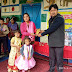 सीमांत के स्कूल में जग रही सरकारी शिक्षा को बदलने की अलख