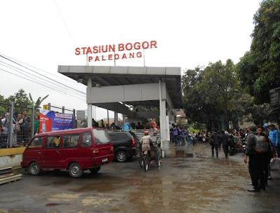 Stasiun Bogor 2 Paledang