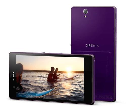 Sony Xperia Z - Best Smartphones of 2013