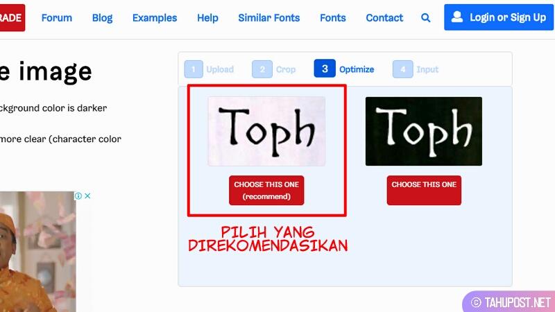 Cara Mengetahui Jenis Font dari atau Melalui Gambar di Android PC