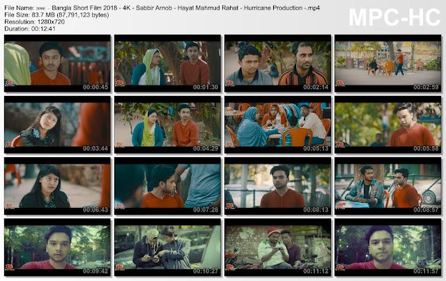 বৈষম্য | Bangla Short Film 2018 | 4K | Sabbir Arnob | Hayat Mahmud Rahat | Hurricane Production | SkMedia 420