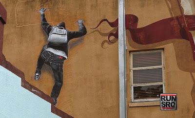 Mural y arte moderna