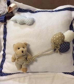 13 hermosos cojines decorativos para hacerlos en casa - Cojines para bebes ...
