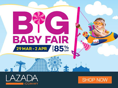 LAZADA | BIG BABY FAIR