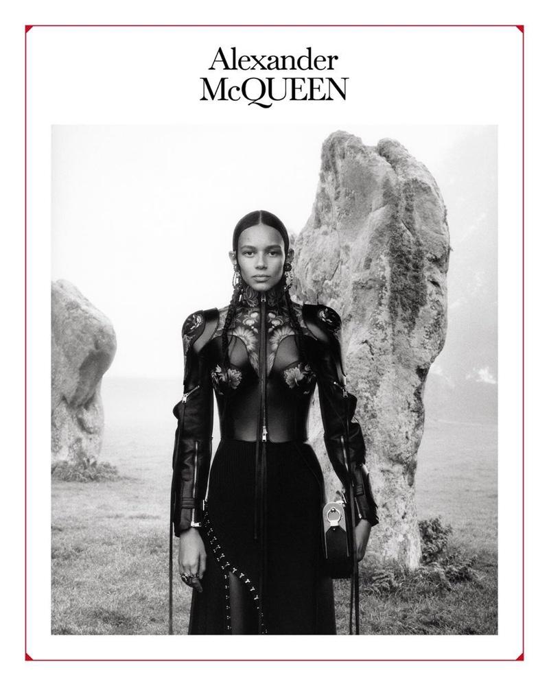 Alexander McQueen Spring/Summer 2019 Campaign
