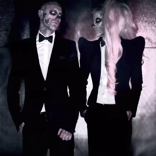 Remembering Rick Genest : Zombie Boy