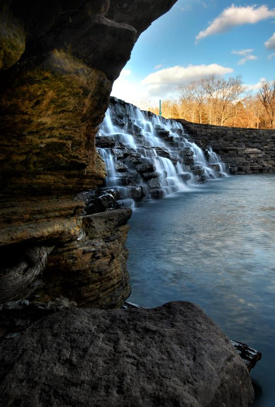 Devil's Den State Park, Arkansas, USA