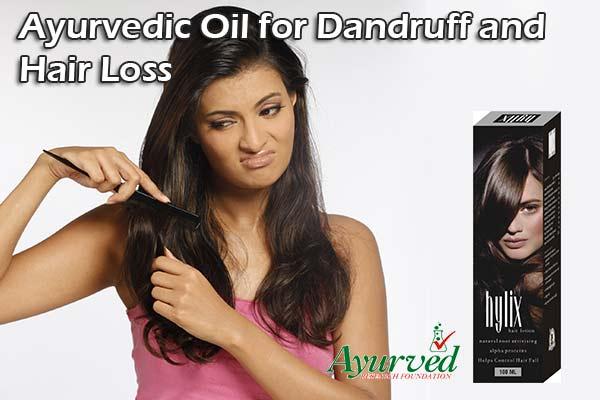 Herbal Oil for Hair Loss
