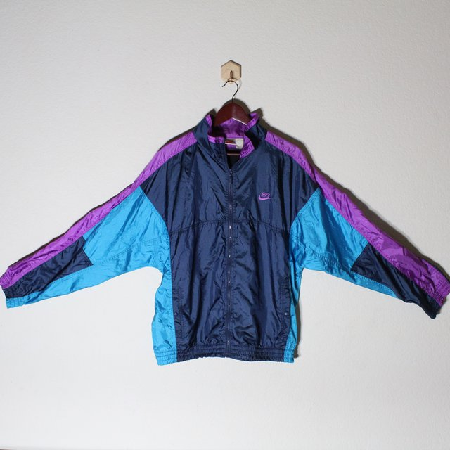 Vintage Windbreakers and the top 10 best Hip Hop Jacket Trends.  pixie fuzz