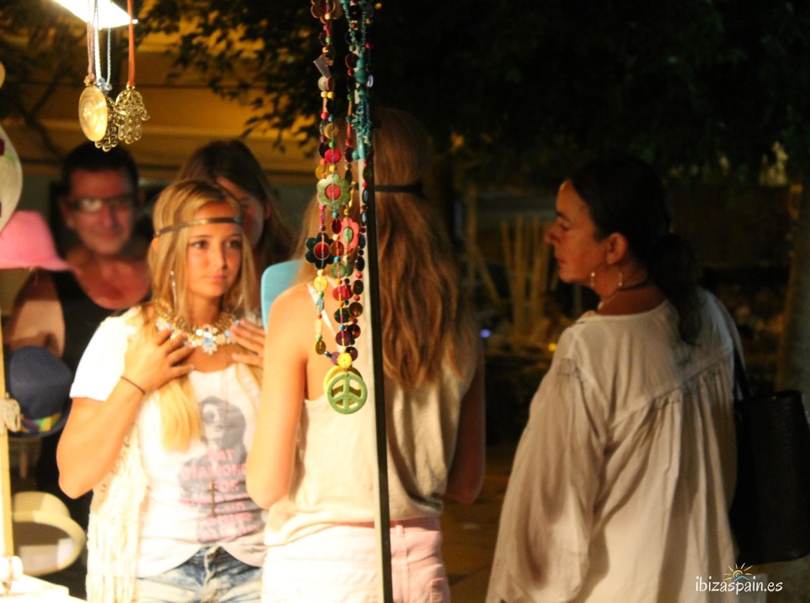 Dias de mercadillo en Ibiza