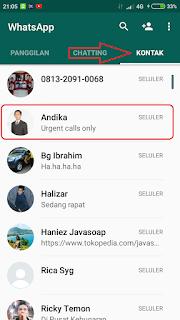 Cara Melakukan Video Call Dengan Aplikasi WhatsApp di Android