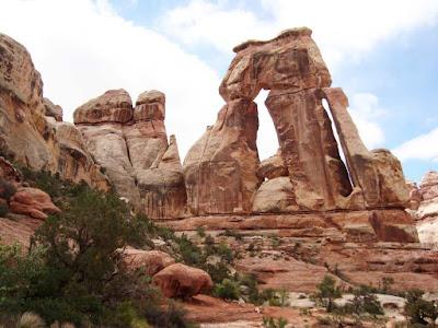 Druid Arch – Utah - EUA
