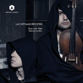 Lachrymae Revisited - Duo van Vliet - Orchid Classics
