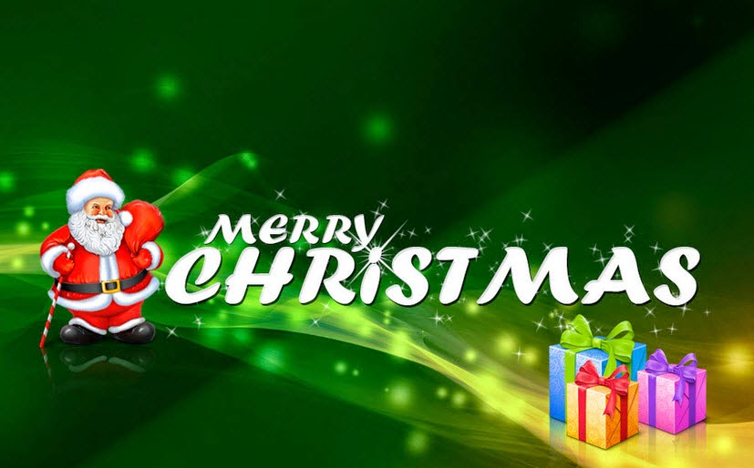 Merry Christmas Wallpaper For Friends