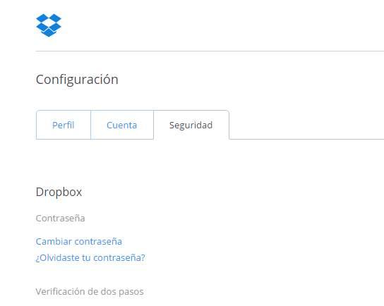 Dropbox está reiniciando las contraseñas de todos los usuarios que lleven 4 años sin hacerlo
