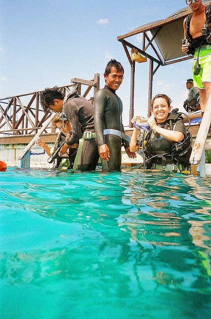 10 Places You Shouldn't Miss in Indonesia | Diving - Scuba Diving in Nusa Lembongan 02