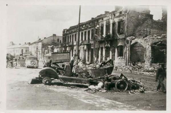 фото ростов во время войны