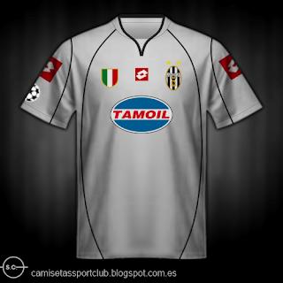 CAMISETAS SPORT CLUB  JUVENTUS F.C. ea9af6e04aaba