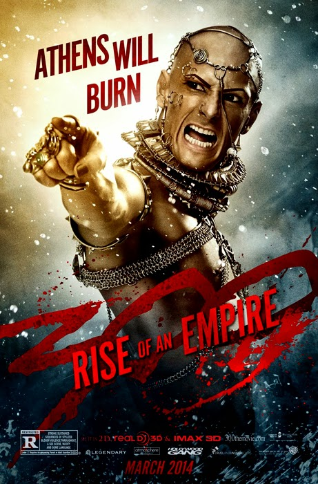 300: Rise Of An Empire Poster - Xerxes