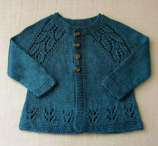 Maile Sweater Free Knitting Pattern