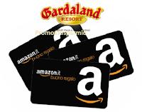 Logo Concorso ''Trova Globus'' e vinci buoni Amazon da 30€ e 4 soggiorni a Gardaland Resort