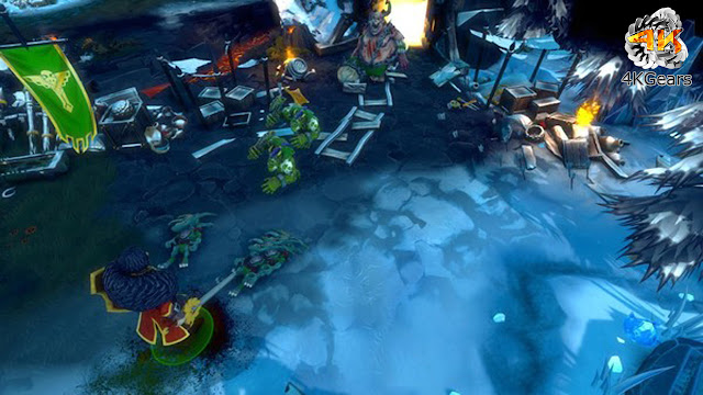 Dungeons 2 - A Game of Winter Free Download