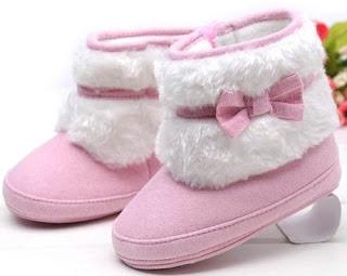 Koleksi Sepatu Bayi Perempuan Warna Dan Model Kesukaan Bunda
