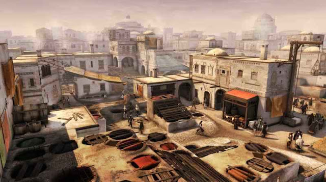 assassins creed revelations mediterranean screenshot 1