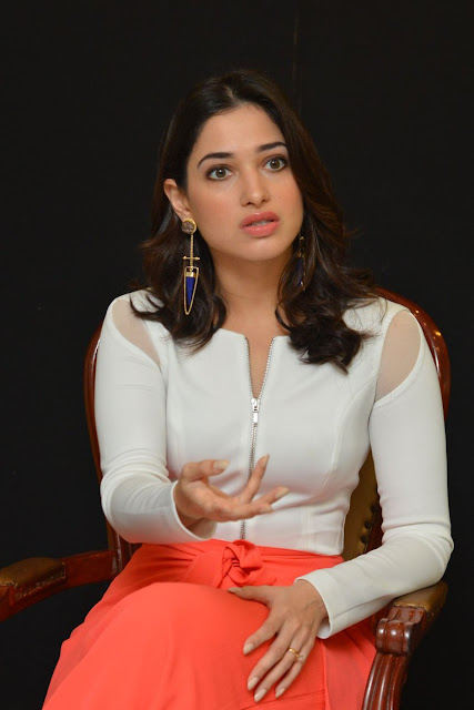Tamanna Interview Photos