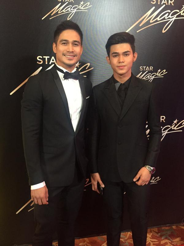 Piolo Pascual Star Magic Ball 2015