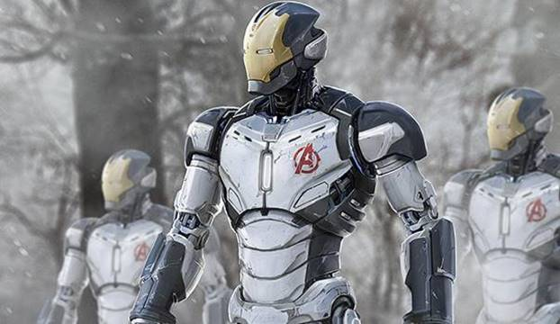 Daftar Armor Iron Man dalam Film Marvel Cinematic Universe