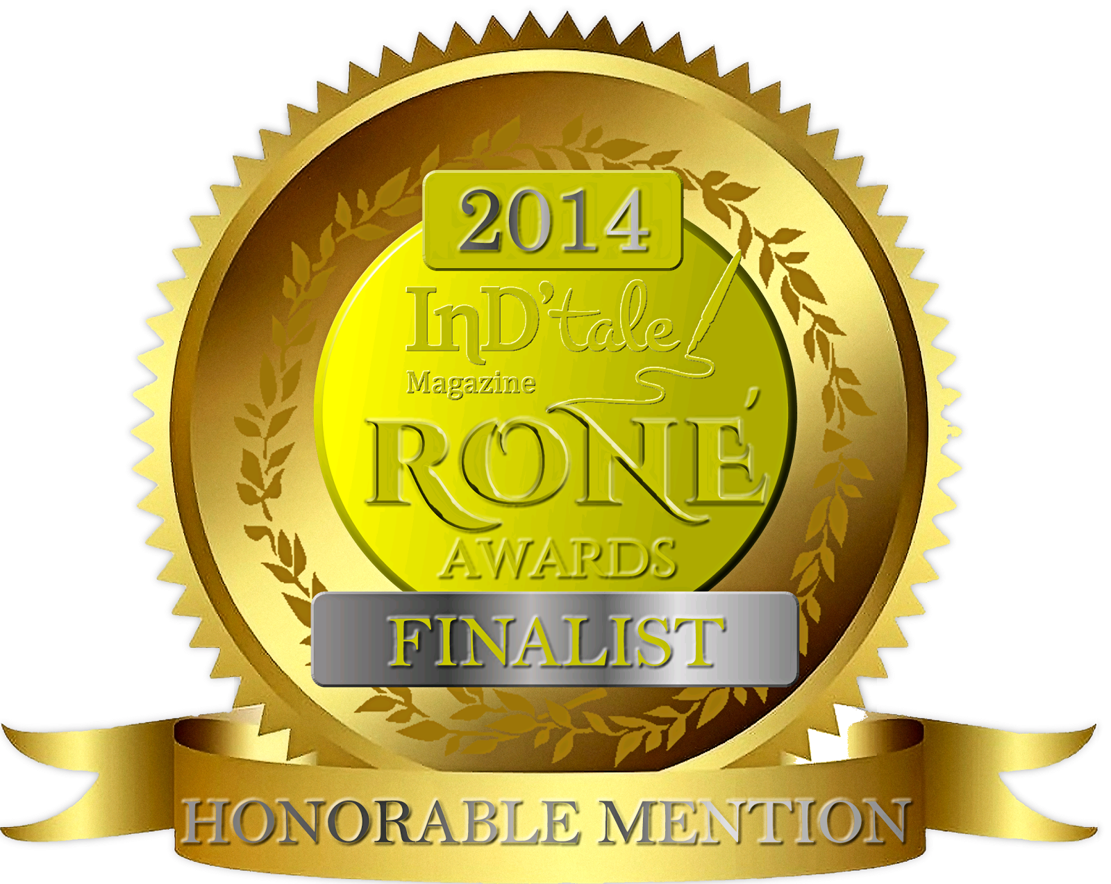 2014 RONE Award for Getting Down to Business