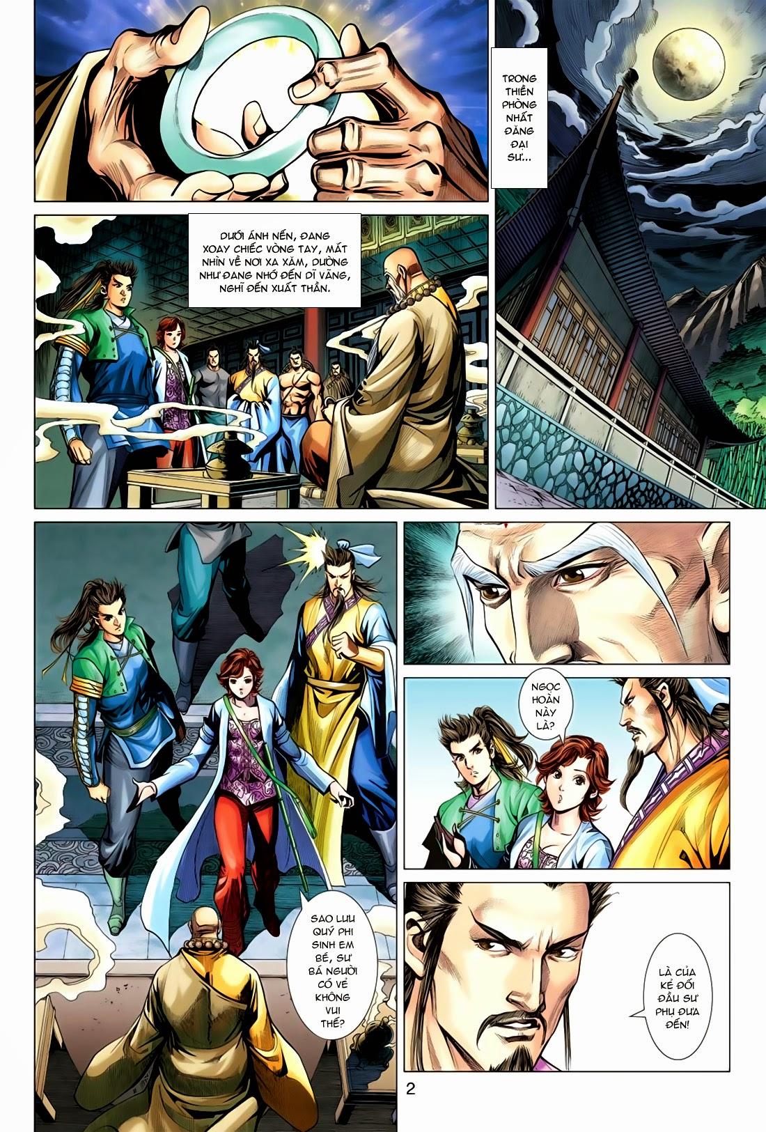 Anh Hùng Xạ Điêu anh hùng xạ đêu chap 78: sát anh trang 2