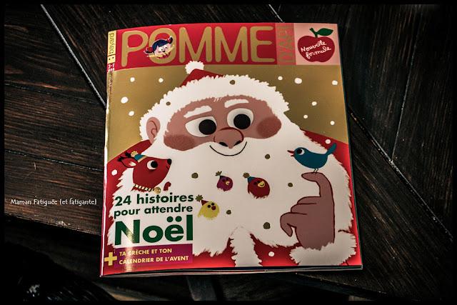 pomme d'api Noel
