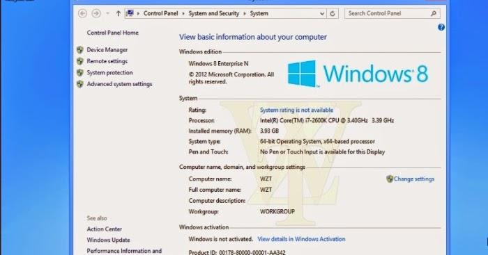 WINDOWS ATIVADOR BUILD 9200 8 BAIXAR DO ENTERPRISE