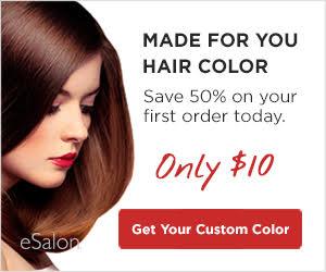 New Esalon Custom Hair Color