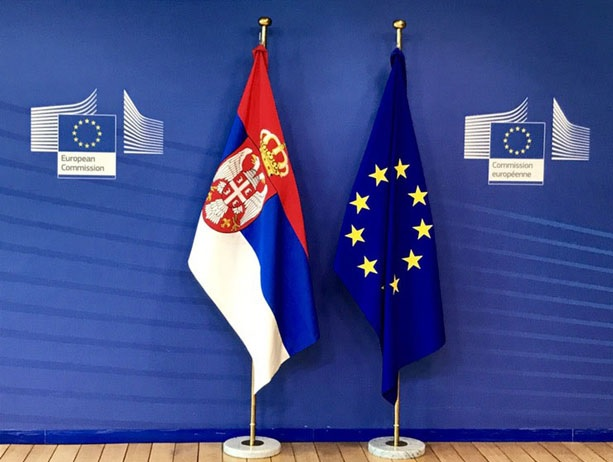 55% of Serbs want EU membership