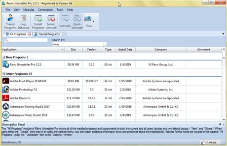 Revo Uninstaller Pro 3 Full