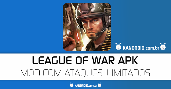 League of War: Mercenaries 8.4.67 Apk + Mod for android