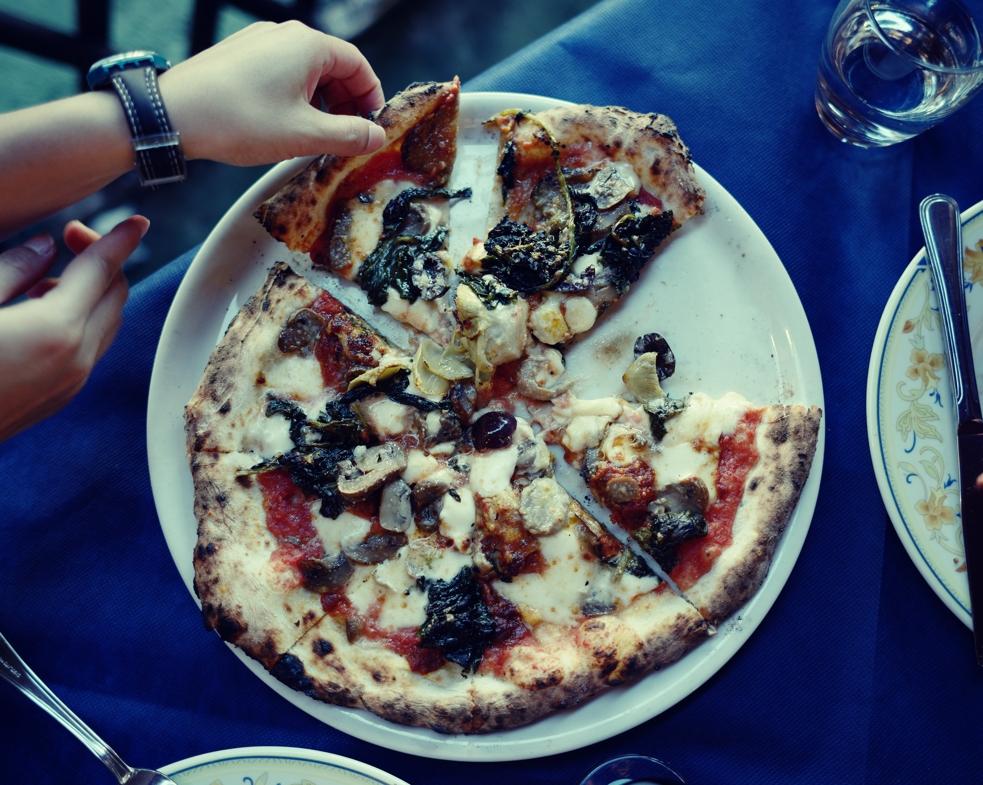 Paper And Plates La Bella Napoli