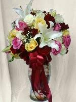 Keindahan Dan Kecantikan Dalam Rangkaian Bunga
