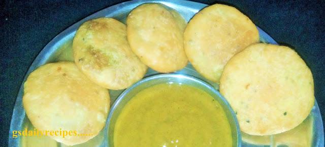 आलू की कचौड़ी बनाने की विधि - aloo kachori recipe - how to make aloo kachori