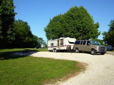 Dan S 2012 Great Adventures Longview Lake Campground