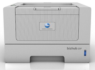 Konica Minolta Bizhub 40P Printer Driver Download for Windows, Mac OS and Linux
